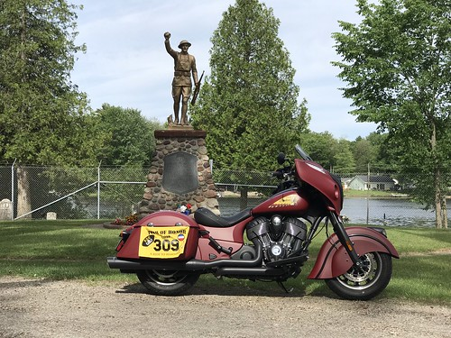 06-22-2018 Ride Tour of Honor DoughBoy Peshtigo, WI