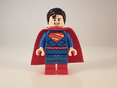 Lego New 52 Superman