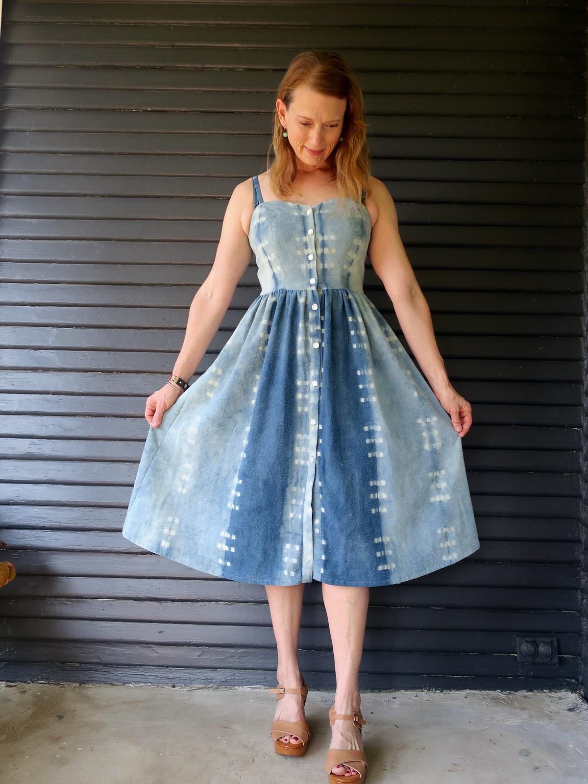 Indigo Jessica Dress