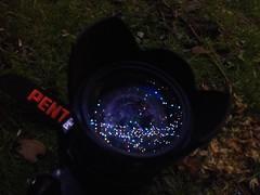Reflet de lumières