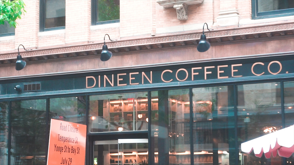 DINEEN COFFEE CO. TORONTO