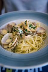 Pasta Funghi - La Ola @ World Wide Festival in Sète // Trip to France - Photo of Marseillan
