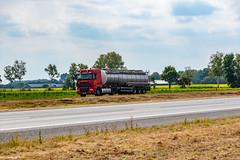 Truck Spotting on the A37 & A59 Netherlands ...