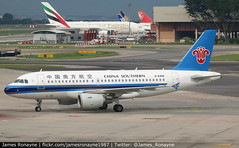 B-6408 | Airbus A319-112 | China Southern Airlines