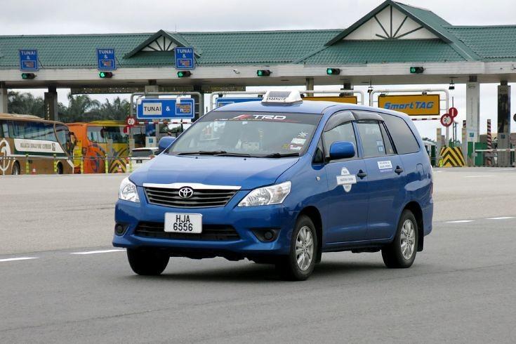 Blue Cab Taxi