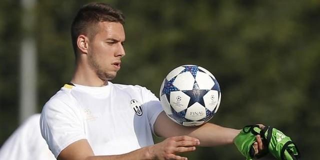 Juventus: Pinjamkan Marko Pjaca Pindah Ke Fiorentina
