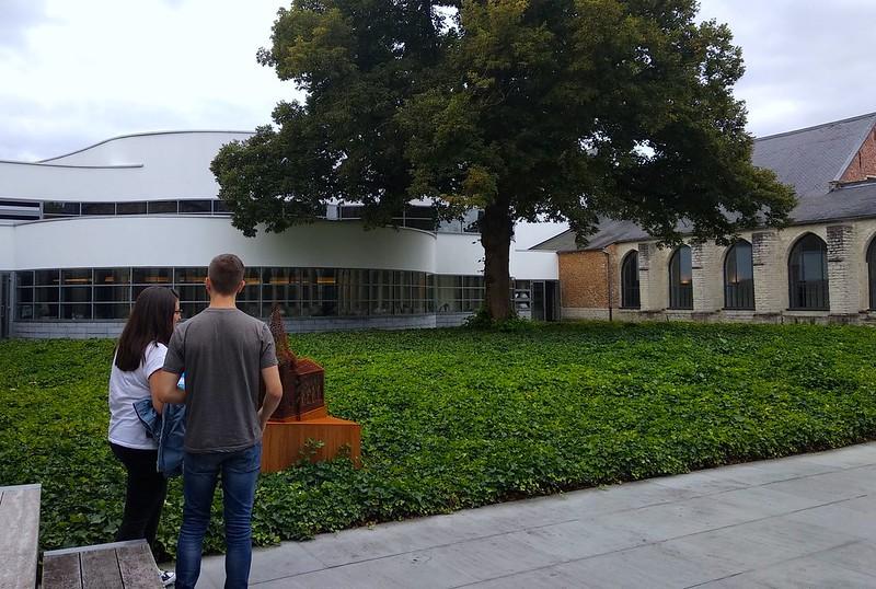 Arenberg  - 43242448645 385e69f29e c - Bibliotecas en Lovaina: Arenberg y Gasthuisberg