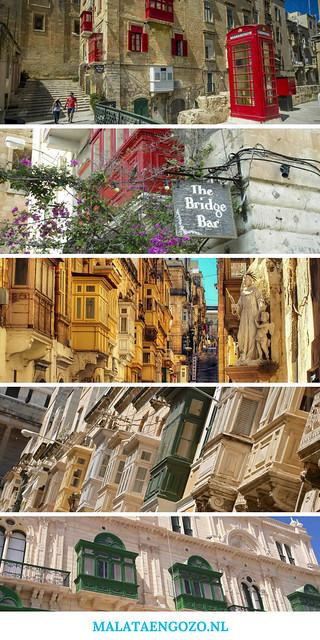 Zien en doen in Valletta, Malta. De kleurrijke balkons van Valletta | Malta & Gozo