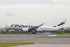 FINN AIR AIRBUS350-900 OH-LWI