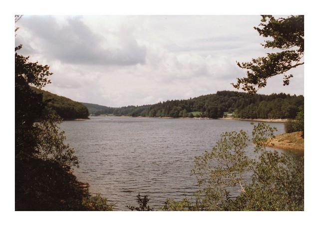 Le lac des Montagnès