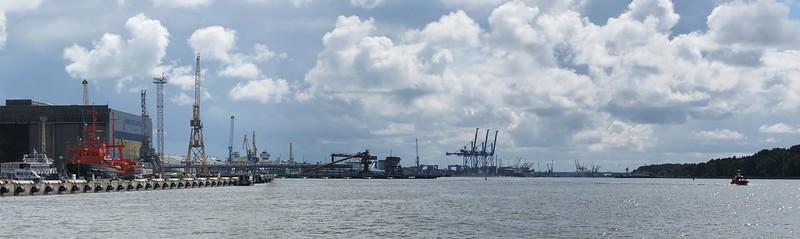 Klaipėdos jūrų uostasIMG_1435 Panorama