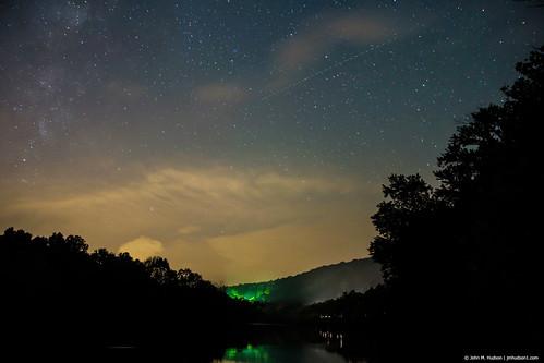 2018.08.15.1724 James River at Alpine Boat Slip