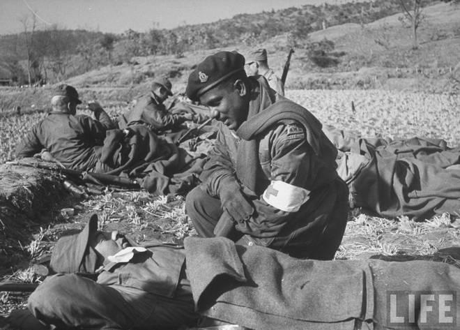 Korea(1950-54)