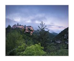Dawn at Cantobre, Gorges de la Dourbi, Southern France - Photo of Trèves