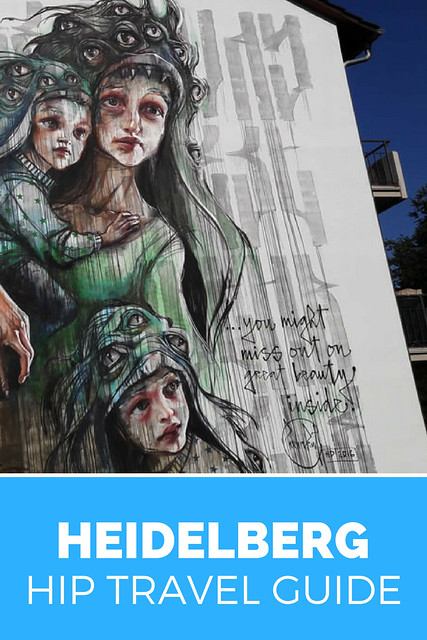Hip guide to Heidelberg, Germany. The ultimate travel guide to Heidelberg, Germany | Mooistestedentrips.nl