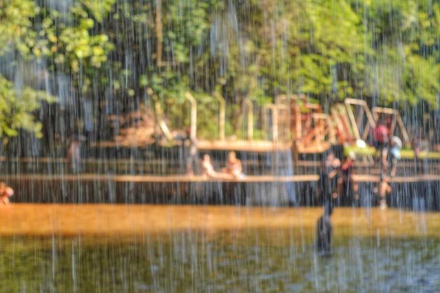 Cachoeira da Usina, Mato Grosso