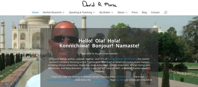 DavidMorseAuthor.com