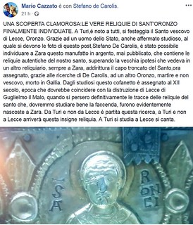 Post Mario Cazzato