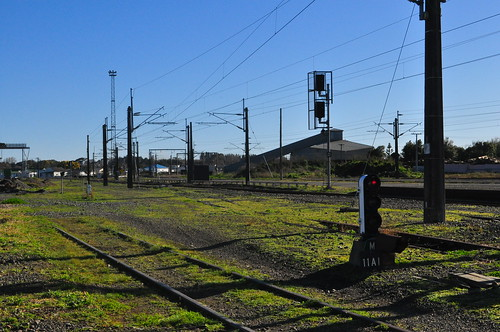 Marton - looking towards Auckland & New Plymouth