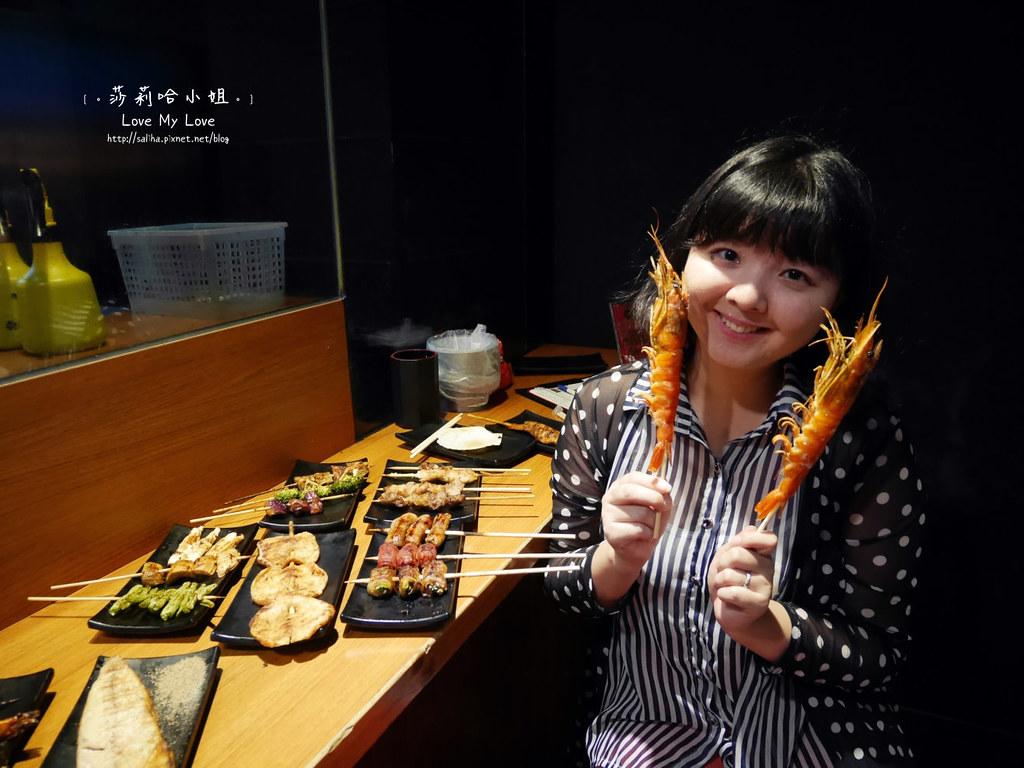 台北中山區平價餐廳居酒屋推薦柒串燒屋 (36)