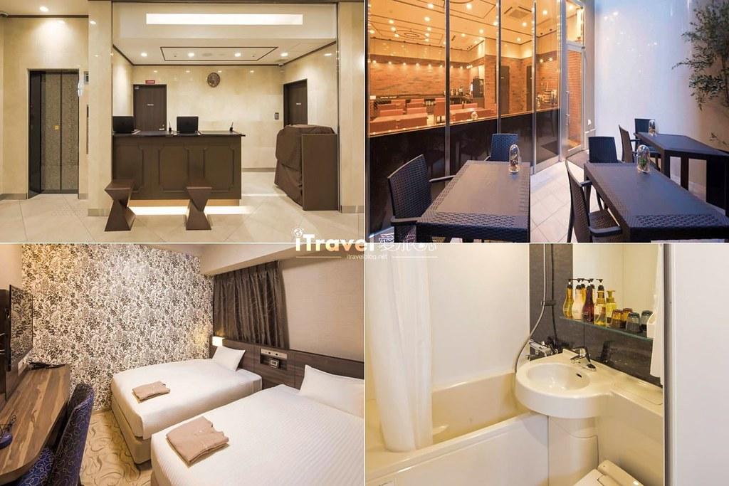 Hotel WBF Shinsaibashi 2