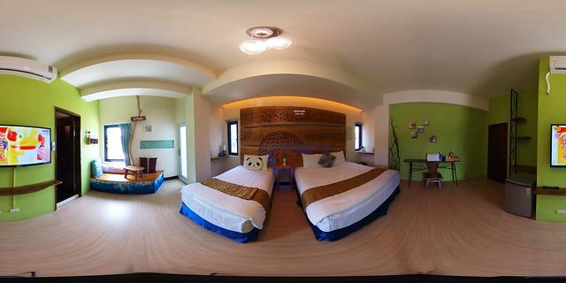 (3)-2樓海灣藍眼淚三人套房