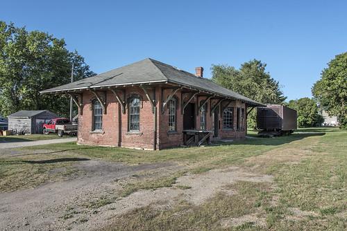 chateaugay newyork chateaugaynewyork depot rutlandrailroad