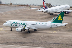 Spring Airlines A320-200(WL) B-8700 001