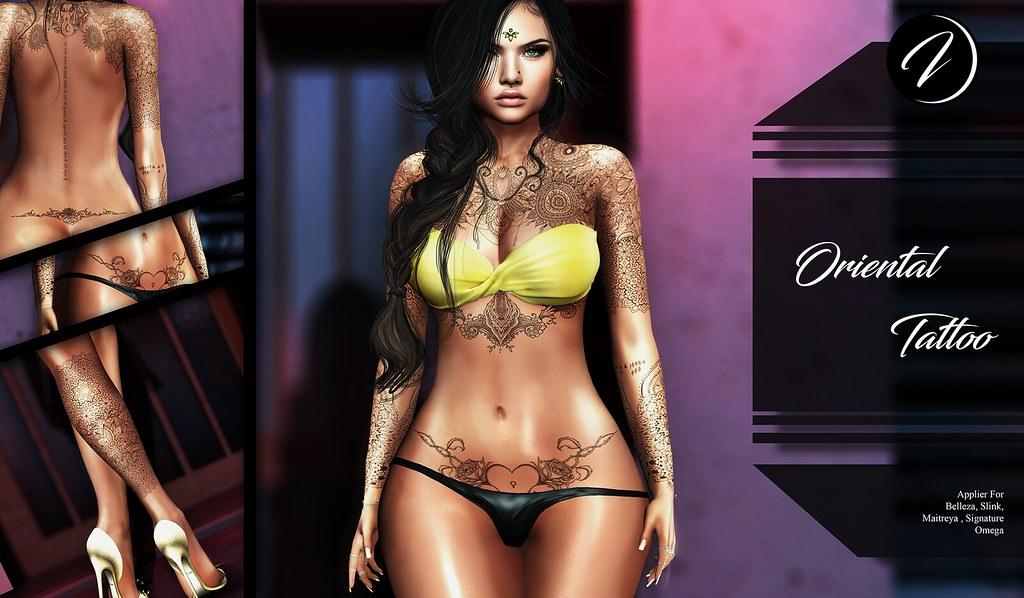 ..:: INKer ::.. Oriental Tattoo - TeleportHub.com Live!