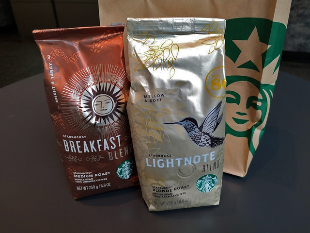 Exchange of Starbacks Rewards