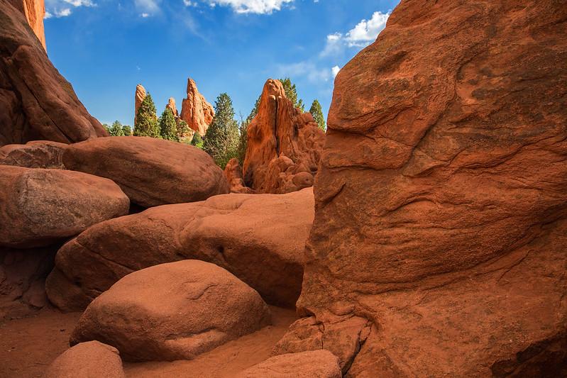 Parque Nacional Colorado