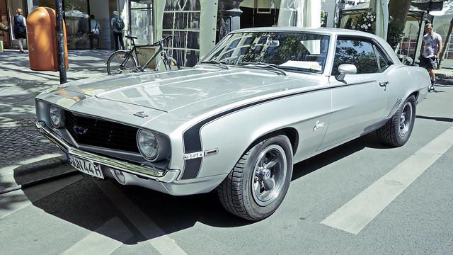 1969 Chevrolet Camaro 350