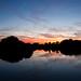 Morton Corner sun set.