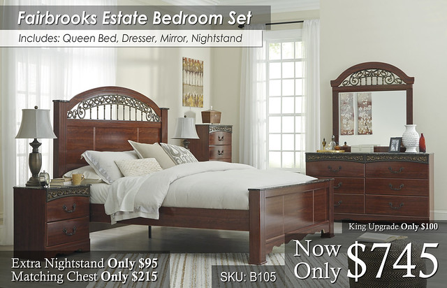 Fairbrooks Estate Bed Set_KU