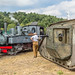 Tracks to the Trenches 2018. Apedale Valley Railway