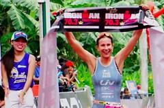 Kahlefeldt vítězí na Filipínách, Langhammer poprvé pod čtyři hodiny