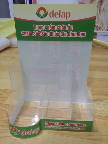 Kệ trưng bày sản phẩm DELAP dược phẩm châu âu (4)