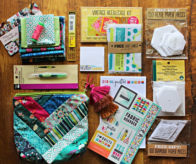 Loved to Pieces Blog Party GIVEAWAY!