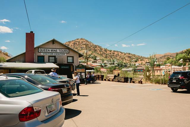 a tiny mountain town | bisbee, az