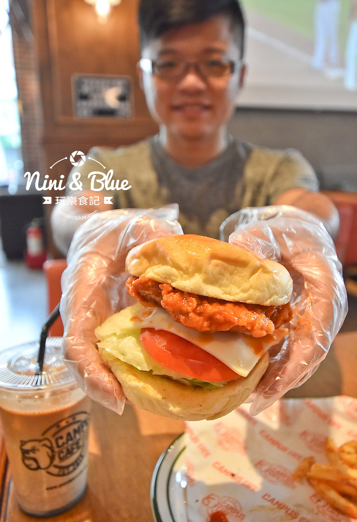 campus cafe 美式校園輕食 SOGO 15