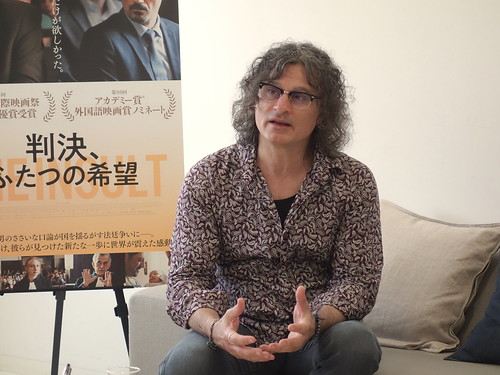 映画『判決、ふたつの希望』ジアド・ドゥエイリ監督