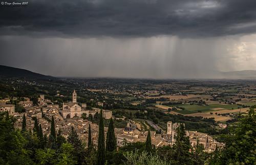 Scatto e scappo ! (Assisi)