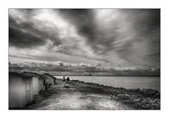 Contre Vents et Marées - Photo of Sartilly