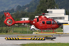 Notarzthubschrauber Alpin Heli 6 (Zell am See Austria)