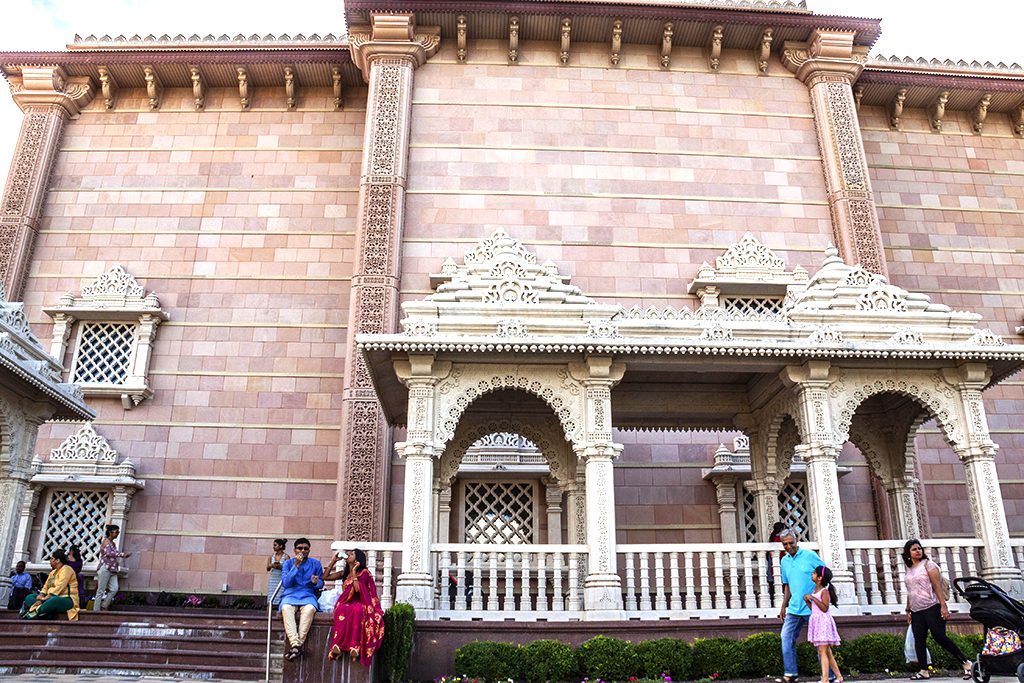 BAPS Shri Swaminarayan Mandir--Robbinsville 5