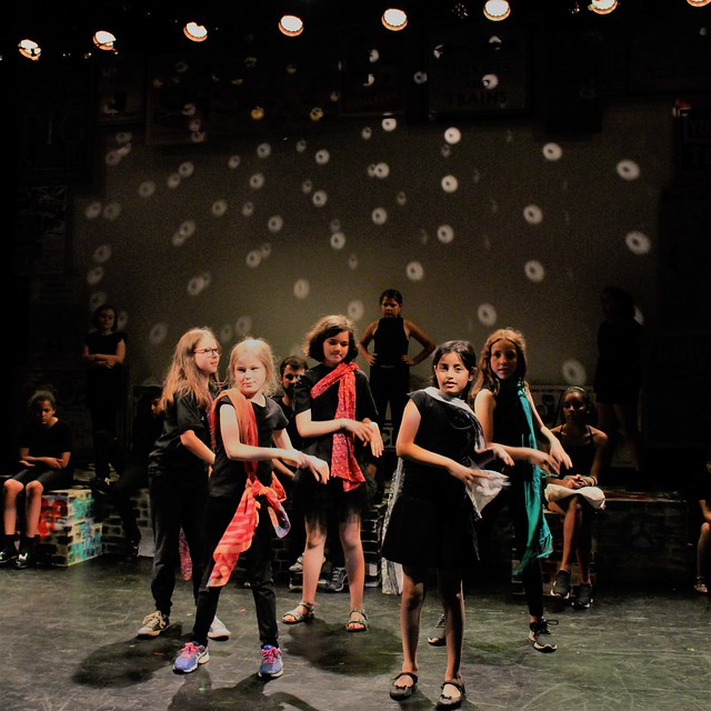 Playful Heritage: Equinox Youth Theatre - A Stroll Down Memory Brick Lane