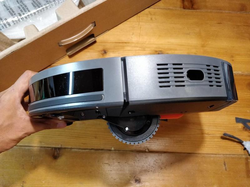 Diggro D300 ロボット掃除機 開封レビュー (41)