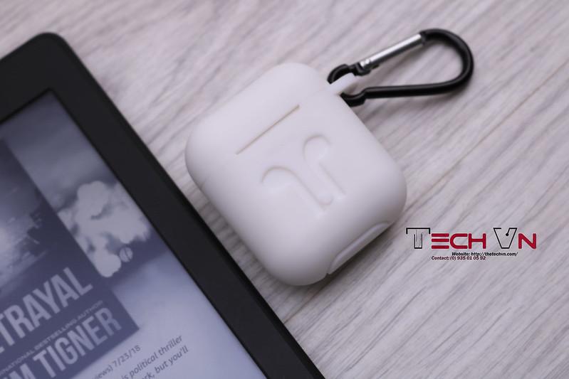 TechVn - Case airpods ROCK ốp bảo vệ airpods 04