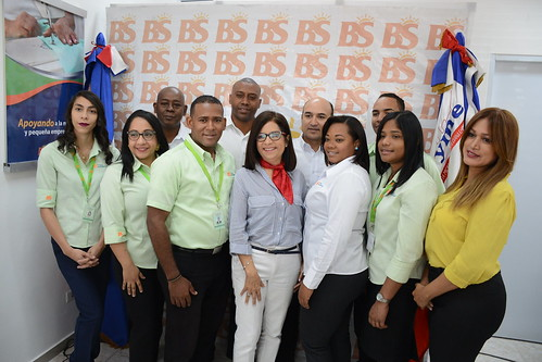 Banca Solidaria abre quinta sucursal en Santo Domingo Norte; más de 25 mil microempresarios de ese municipio han sido beneficiados en 6 años