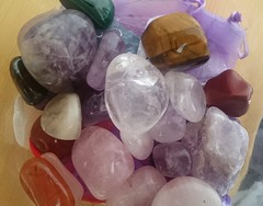 Mixed Healing Crystals
